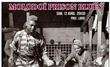 Visuel du projet Prison Blues
