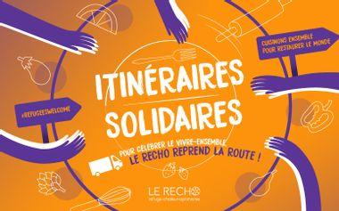 Visuel du projet Itinéraires solidaires - Le RECHO reprend la route !