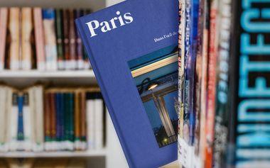 Project visual Paris dans l'œil de ses habitants
