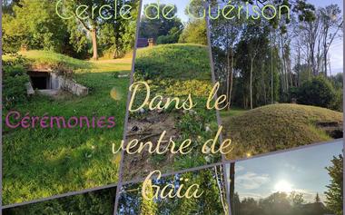 Project visual La Grotte des Femmes dans le ventre de Gaïa