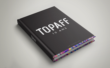 Project visual Book TOPAFF 10 years