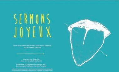 Visueel van project SERMONS JOYEUX