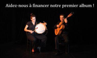 Project visual Premier Album du Duo Criollando