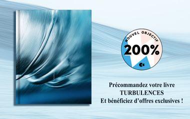 Visuel du projet TURBULENCES - Le livre