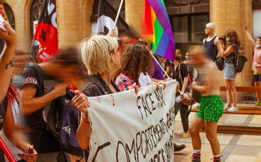 Visuel du projet OSMOSE, première association queer à Thionville