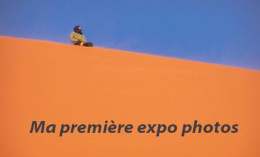 Visueel van project Première expo photos