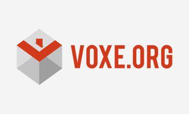 Visuel du projet Voxe.org