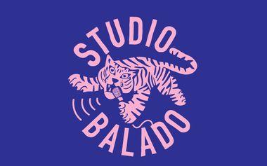 Visuel du projet Studio Balado / Production et édition de podcasts à Bruxelles