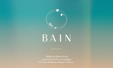 Visueel van project B A I N //  Maillots de bain français