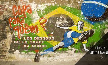 Visuel du projet Copa Para Quem? - www.copaparaquem.com