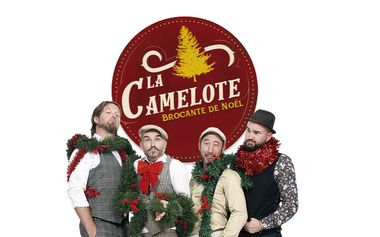 Visuel du projet L'album de Noël de La Camelote (les Frangins Lindecker)