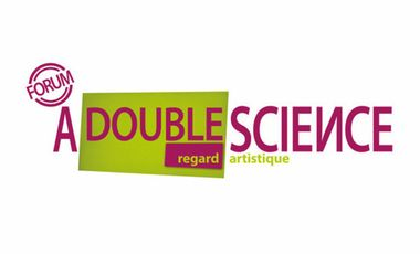 Project visual A double science, regard artistique