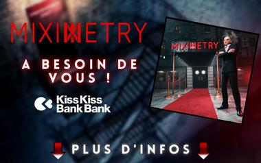 Visuel du projet MIXI MAIS TROP (2ème album MIXIMETRY)