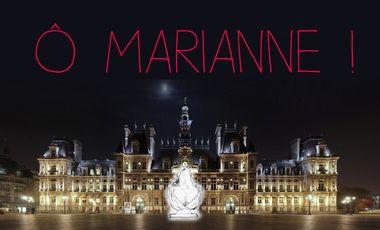 Visueel van project Ô Marianne!