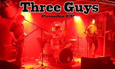Project visual Three Guys : Premier EP