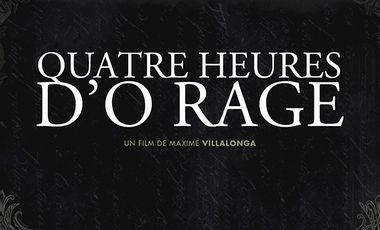 Visueel van project Quatre Heures d'Ô Rage