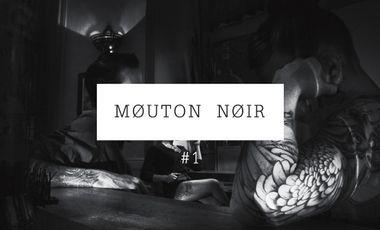 Visueel van project MOUTON NOIR Magazine
