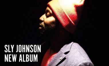 Visuel du projet SLY JOHNSON - NEW ALBUM