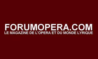 Visueel van project Forumopera