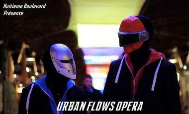 Visueel van project Urban Flows Opera