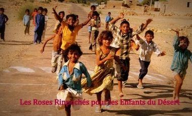 Project visual Les Roses Rinpochés pour le Trophée Roses des Sables