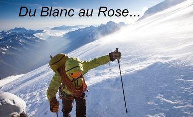 Visueel van project Du Blanc au Rose