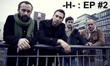Visueel van project -H- : EP #2