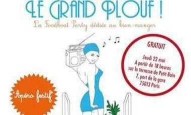 Project visual Le Grand Plouf !