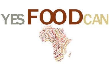 Visueel van project Yes FOOD Can
