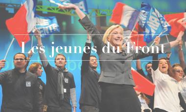 Visueel van project Les jeunes du Front