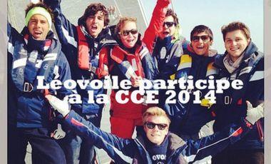 Visuel du projet Léovoile participe à la CCE 2014