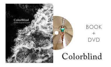Visuel du projet ColorBlind (Livre + DVD)