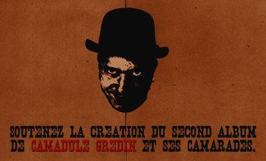 Project visual Nouvel Album de Camadule Gredin