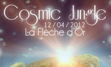 Visuel du projet Cosmic Jungle