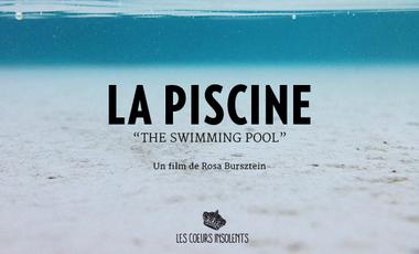 """Visueel van project Court métrage  """"La Piscine"""""""