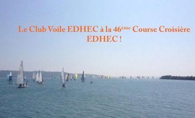 Visueel van project Le Club Voile EDHEC à la 46e Course Croisière EDHEC