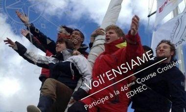 Visuel du projet Voil'Ensiame CCE 2014