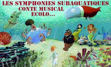 Project visual Les Symphonies Subaquatiques