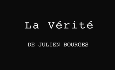 Project visual La Vérité