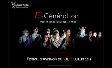 Project visual E-GENERATION à AVIGNON