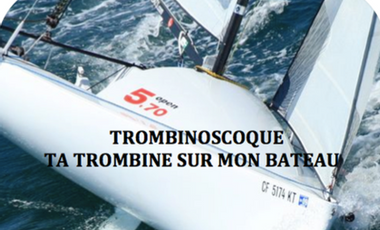 Project visual Trombinoscoque, ta trombine sur mon bateau