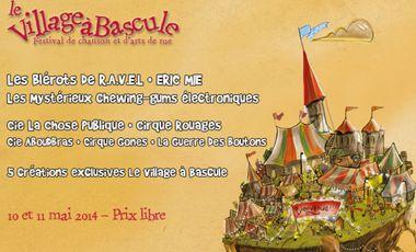 Visueel van project Festival de chanson et d'arts de rue Le Village à Bascule