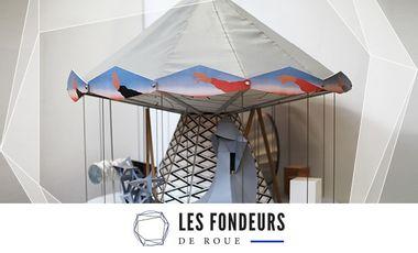 Visueel van project Le Manège des Fondeurs de Roue
