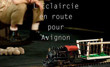 Visuel du projet La Cie l'Eclaircie au Festival OFF d'Avignon 2014