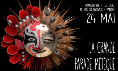 Project visual La Grande Parade Métèque