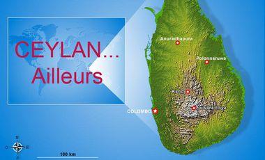 Visuel du projet Ceylan.... Ailleurs