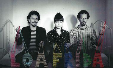 Visuel du projet Loa Frida - Mini-album