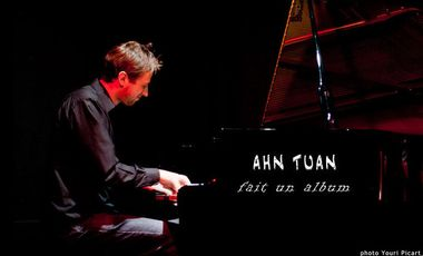 Visuel du projet Ahn Tuan fait un album