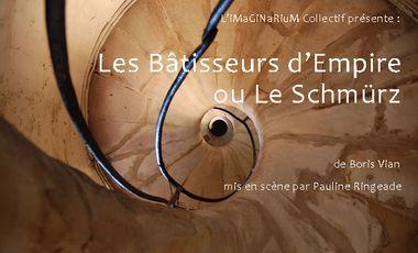 Project visual Les Bâtisseurs d'Empire ou Le Schmürz