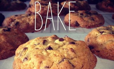 Project visual BAKE Handmade Sweets
